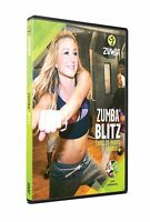 Zumba Workout Blitz Workouts Dance Sport Fitness DVD/CD For Weight Loss