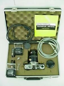 Olympus SM-EFR OM-Adapter for Rigid Endoscopes Complete Medical Kit - Rare!