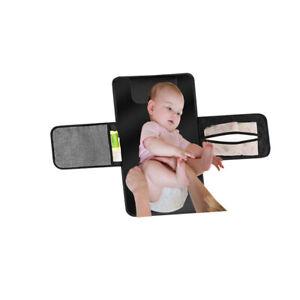 Portable Diaper Baby Bag Waterproof Multifunctional Insulation Pad Clean Hand