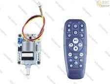 Assembeld Remote volume board HIFI preamp motor ALPS 100K potentiometer