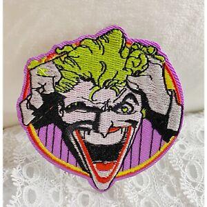iron on patch:Joker -K