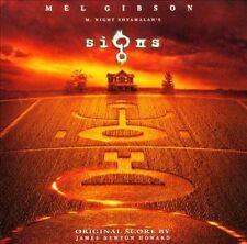 Signs [Original Motion Picture Score] by James Newton Howard (CD, Apr-2006, Disn