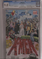 X-MEN #7 CGC 9.8 BACHALO VARIANT COVER