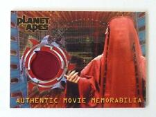Planet of the Apes 2001 Tim Burton The Monk Costume Trading Card Topps