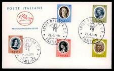 ITALIA REP. - 1974 - Artisti italiani. 2° emissione