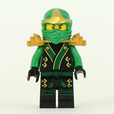 LEGO NINJAGO - Lloyd ZX KIMONO - GREEN NINJA MINI FIG / MINI FIGURE - USED