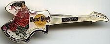 Hard Rock Cafe BANGKOK 1999 Valentine's Day PIN Corvus Guitar - HRC Catalog #922