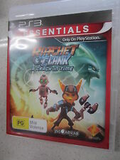 Ratchet & Clank A Crack In Time PS3 Game