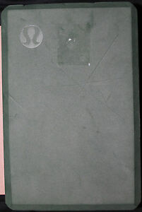 LULULEMON Green Discontinued Dense Foam Yoga Brick