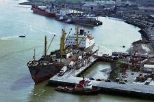793028 Foynes Harbor Company Limerick Ireland A4 Photo Print