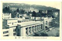 CPA 73 Savoie  Aix-les-Bains Vue générale et le Revard