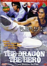 The Dragon The Hero - Hong Kong RARE Kung Fu Martial Arts Action movie - NEW DVD