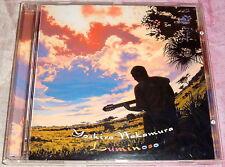 LUMINOSO..YOSHIRO NAKAMURA..CD EX JAPAN JAPANESE BOSSA NOVA SONY SICP9