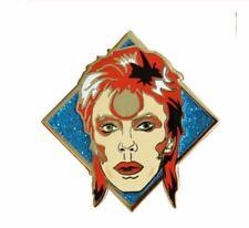 Enamel Pin Badges - Set of 1 - David Bowie Aladdin Sane Legend  - EB0055