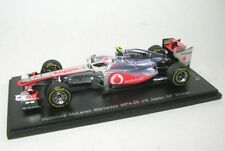 McLaren Mercedes MP4-26 Nr. 4 J Button Vincitore Giappone GP 2011
