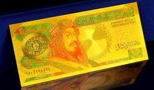 "★★ ARABIE SAOUDITE / SAUDI ARABIA : BILLET POLYMER  "" OR "" DU 200 RIYALS 2000 ★"