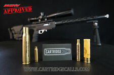 .50 BMG Jack/Coaxer COMBO Disabled Vet Made CartridgeCalls coyote 2 Calls in 1