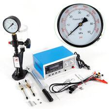 Common Rail CRDI Injector Tester Fit BOSCH DENSO DELPHI+S60H Nozzle ValidatorNew