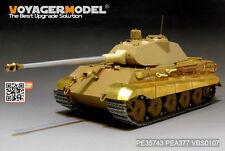 Voyager PE35743 1/35 WWII German King Tiger(Porsche Turret) For TAMIYA 35169)