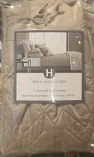 Hotel Collection Modern Standard Pillow Sham -NWT