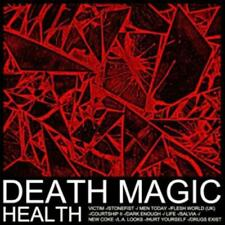 HEALT - DEATH MAGIC (VINYL LP) NEU&OVP!!! 2015