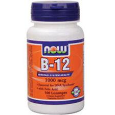 Vitamin B-12 100 LOZ 1000 mcg by Now Foods
