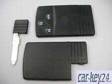Schlüsselkarte Mazda CX-7 CX-9 CX Speed6 MX5 RX8 3 Tasten Keycart  Key Card