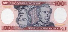 BRESIL/P198b // Billet de 100 CRUZEIROS-1984