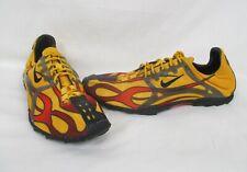 NIKE Mens Track and Field Bowerman Series Running Red Orange Shoes US 11 EUR 45