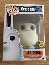Doctor Who Funko Pop Vinyl Adipose Glow Vaulted