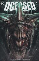 DCEASED #4 (GIANG B&W EXCLUSIVE VARIANT w/COA) COMIC BOOK ~ DC Comics