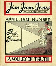 Jim Jam Jems magazine Collection on CD ROM