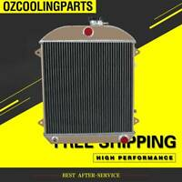 3ROW Aluminum radiator For HOLDEN  FJ FX 1948-1955 49