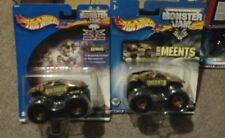 Hot Wheels Monster Jam Goldberg and Team Meents 1/64 trucks SUPER RARE