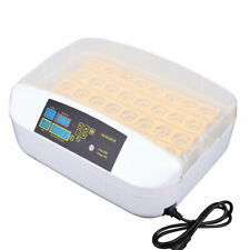 Automatic 32 Chicken Eggs Incubator Brooder Farm Hatchery Machine for Duck Goose