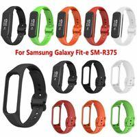 TPE Silikon Uhrenarmbänder Strap Armband Ersatz Für Samsung Galaxy Fit-e SM-R375