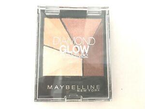 Maybelline Eyestudio Diamond Glow Eyeshadow Quad Coral Drama 02