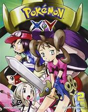 Pokemon XY 2 por Hidenori Kusaka Libro de Bolsillo 9781421578347 Nuevo
