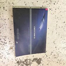 2007 KIA Optima Owners Operators Owner Manual OEM 2007 Glove Box Factory