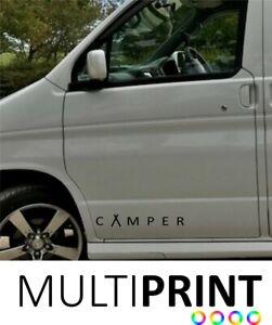 Mazda Bongo Camper Van Sticker Vinyl Motor Home Van Vinyl Graphic Decal MAZ2