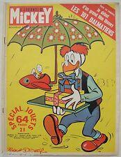 ¤ LE JOURNAL DE MICKEY n°1066 ¤ 19/11/1972 SPECIAL 101 DALMATIENS