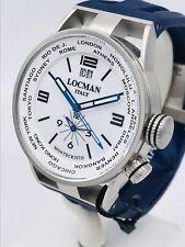 Orologio Locman MonteCristo GMT World 508WBL/595 BigDate