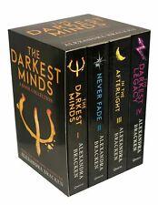The Darkest Minds Series Alexandra Bracken Collection 4 Books Set Novel Pack