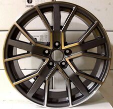 "19"" 8.5 5 x 112 ET 42  Alloy Wheels VW GOLF/ SKODA / CADDY / TRANSPORTER T4 66.6"