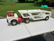 Tonka Mighty Car Carrier Vintage 1970s for parts or restore.