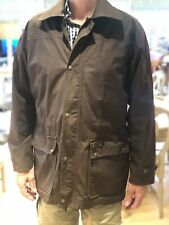 DESIGNER R.M. WILLIAMS, Waxed, Barbour Style,  JACKET UK XL MENS £180 RRP