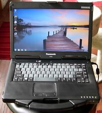 Panasonic Toughbook CF-53 Laptop WIRELESS GOBI 2000 WIN 7 + OFFICE READY TO USE