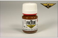 MIG Productions P406 Filtre - Brown Filter for white-yellow camo 35ml