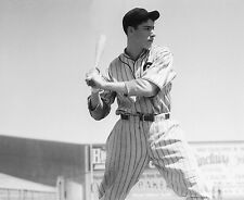 VERY YOUNG JOE DIMAGGIO PLAYING FOR THE S.F SEALS AND YANKEES LEGEND  8x10