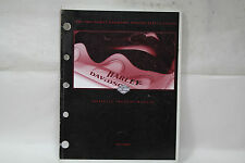 Harley 1989-2002 painted parts manual book 99489-02 FXR Softail Dyna FL EP20922
